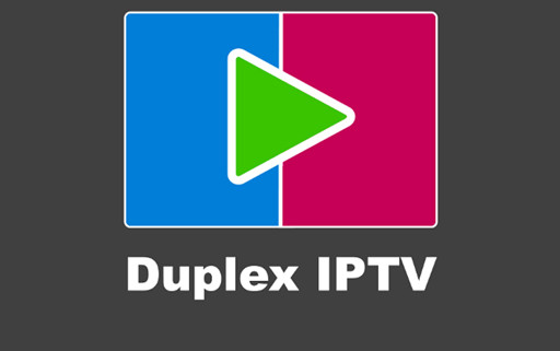 Duplex IPTV logo
